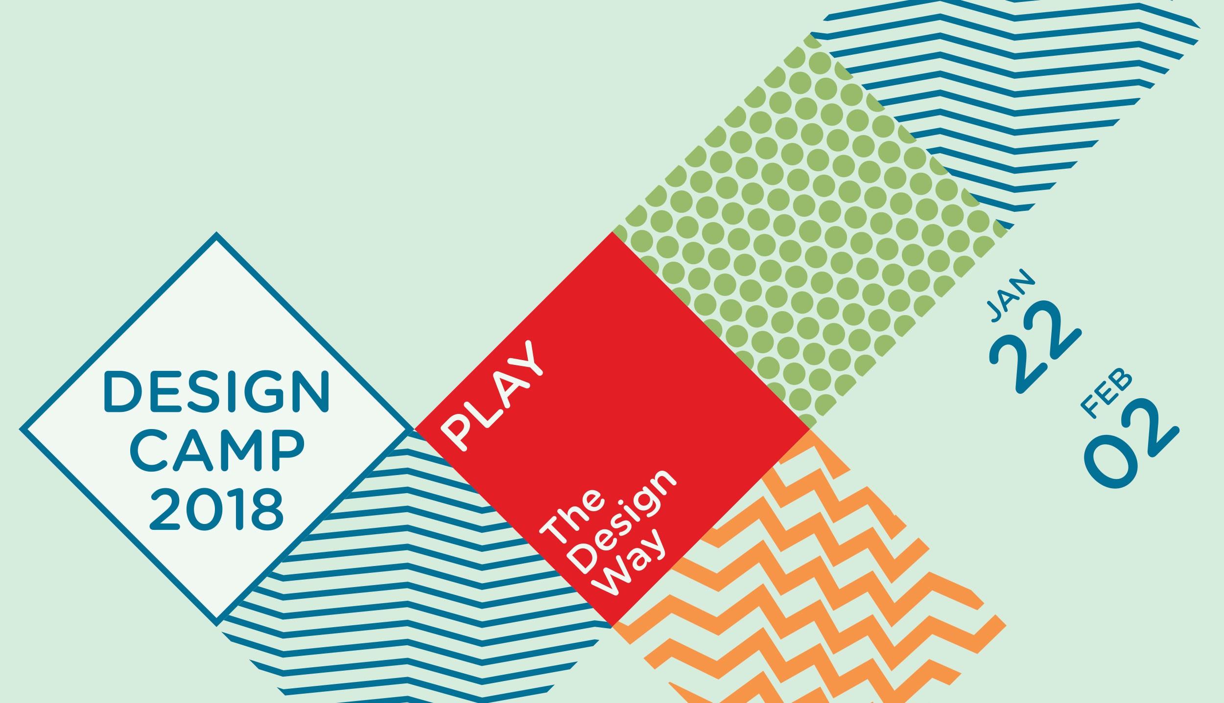 Play the design way designskolen kolding for Camp designs