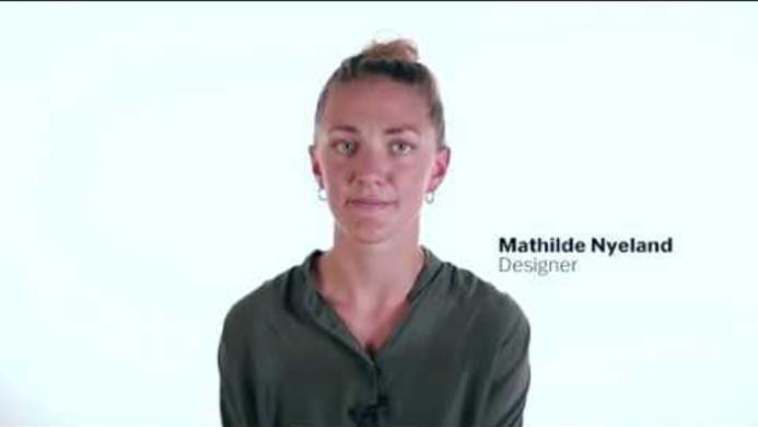 Designer: Mathilde Nyeland Jørgensen