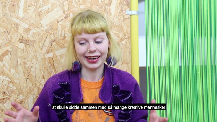 MØD LAURA FRA DESIGNSKOLEN KOLDING