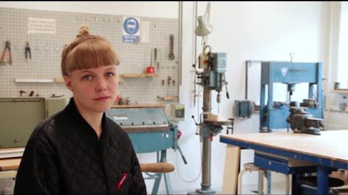 DESIGNERE DU SKAL HOLDE ØJE MED I 2017: Stine Mikkelsen